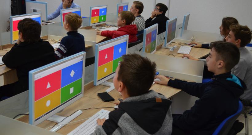 Зимний детский IT-лагерь в Харькове