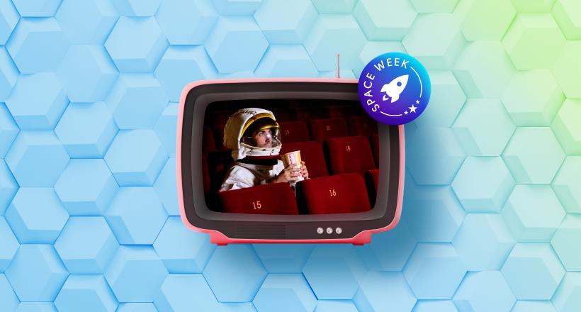 5 фільмів і серіалів про космос