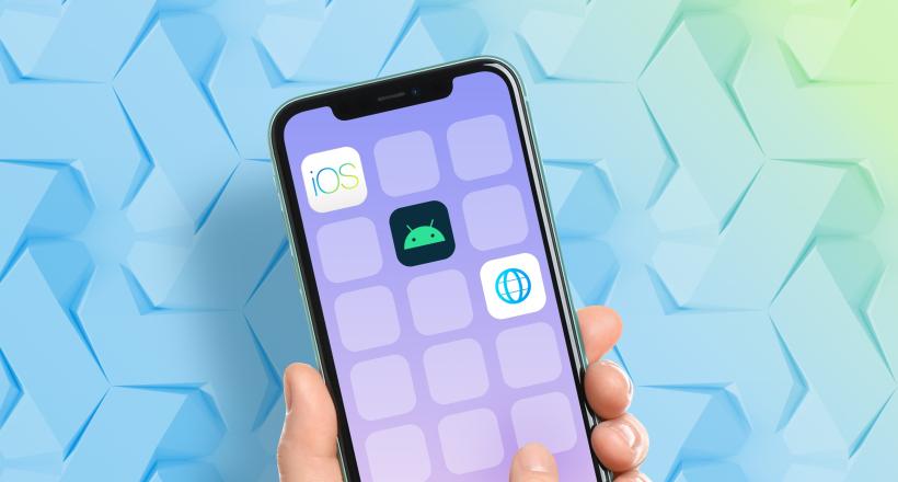 Написание мобильных приложений для Android и iOS, а также Web-приложений