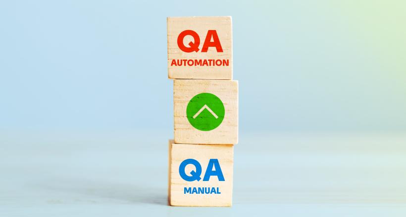 QA: Як перейти в автоматизацію