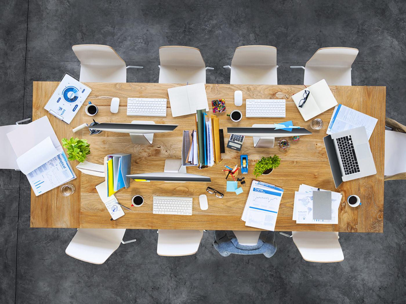 Статті: Як працювати з розподіленімі командами