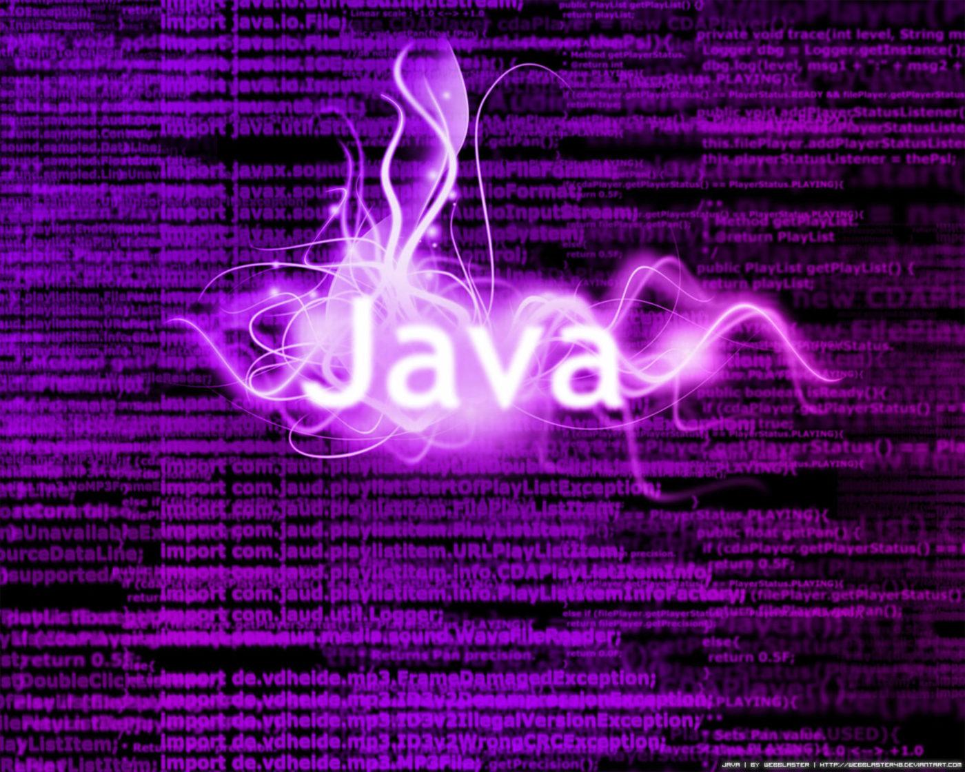 Вебинары: Введение в программирование на примере Java