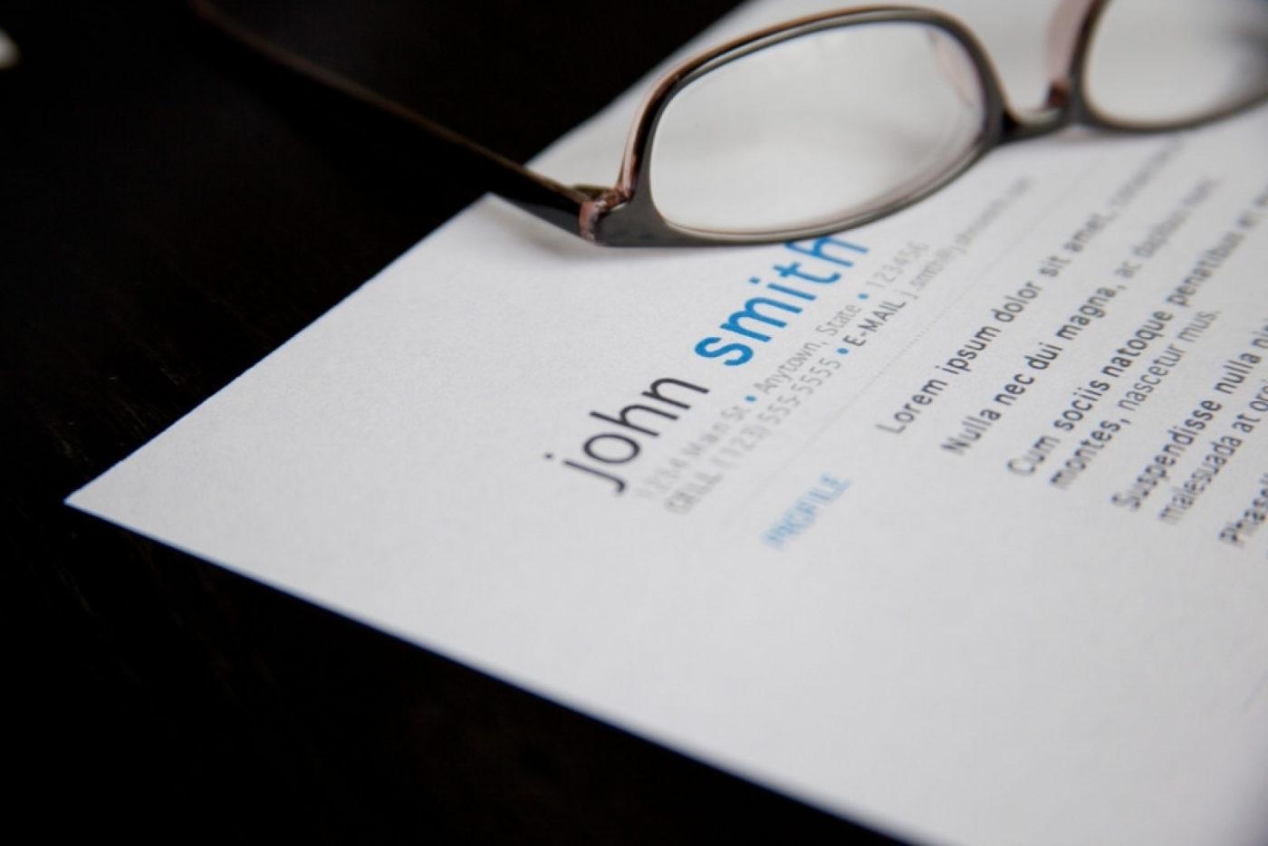 Статьи: Как получить первую работу в IT? Рекомендации по составлению резюме