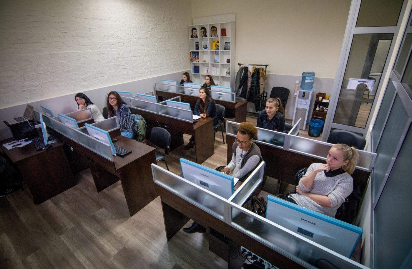 Новости школы: Сотрудничество Odessa IT-Cluster и Компьютерной школы Hillel