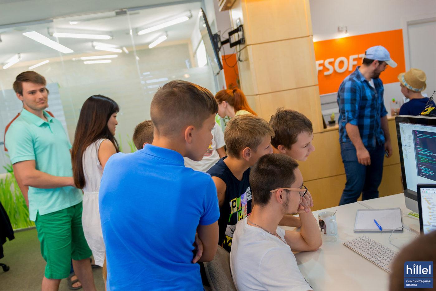 События: Мастер-класс для детей «Красивый сайт — это просто» в Днепре