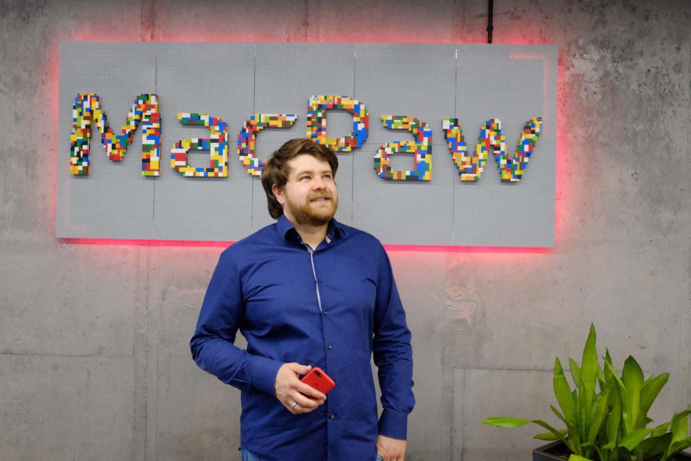 інтерв'ю:Олександр Косован: «Ми у MacPaw вкладаємо багато уваги і любові в те, що робимо»