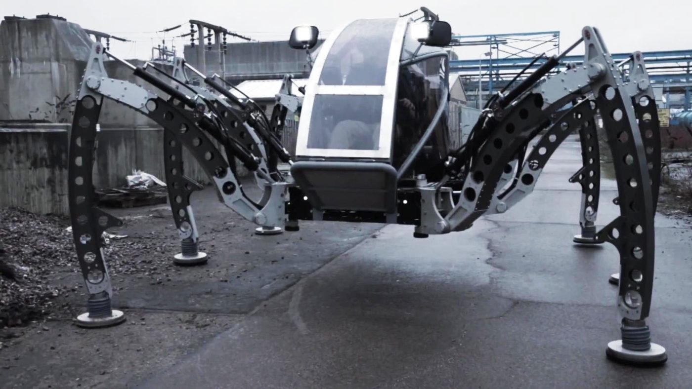 Мероприятия: Открытый урок для детей «Создание робота Mantis» в Харькове