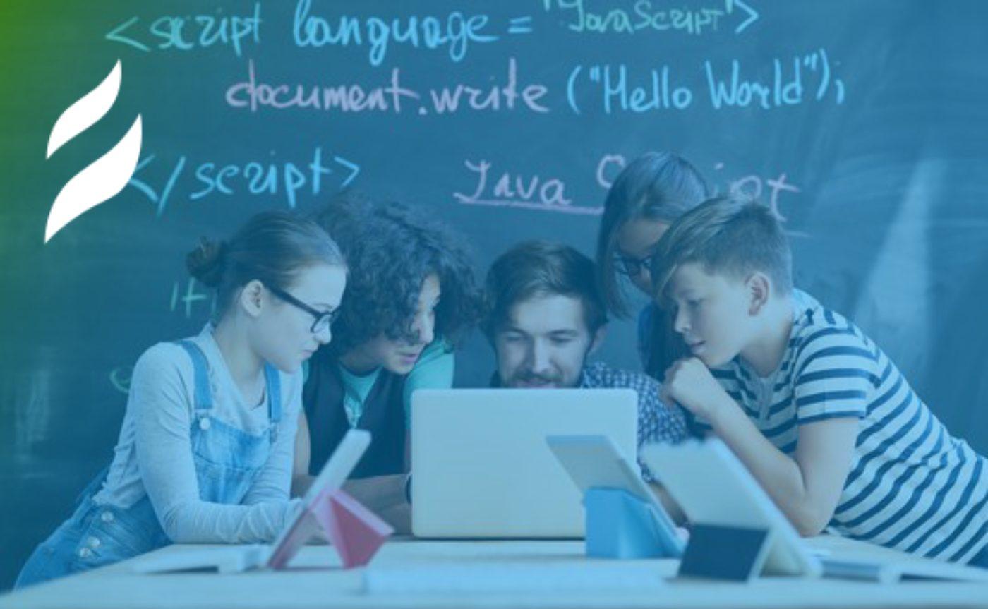 Мероприятия: Открытый урок для детей «IT-логика и прикладное программирование» в Харькове