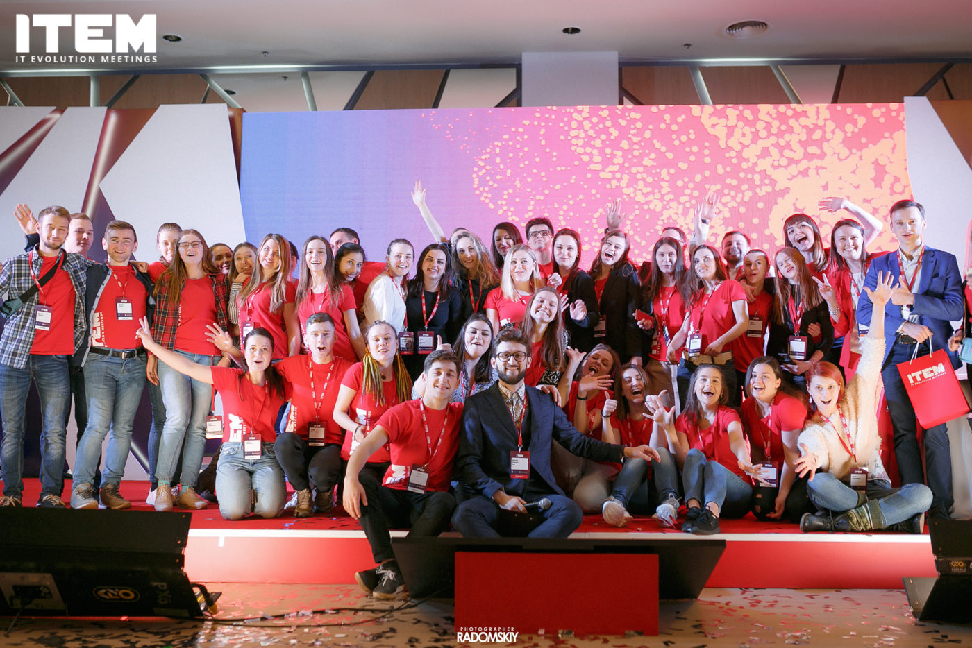 Статьи: Впервые в Киеве прошла 6-я конференция ITEM. From code to product. From service to solution.