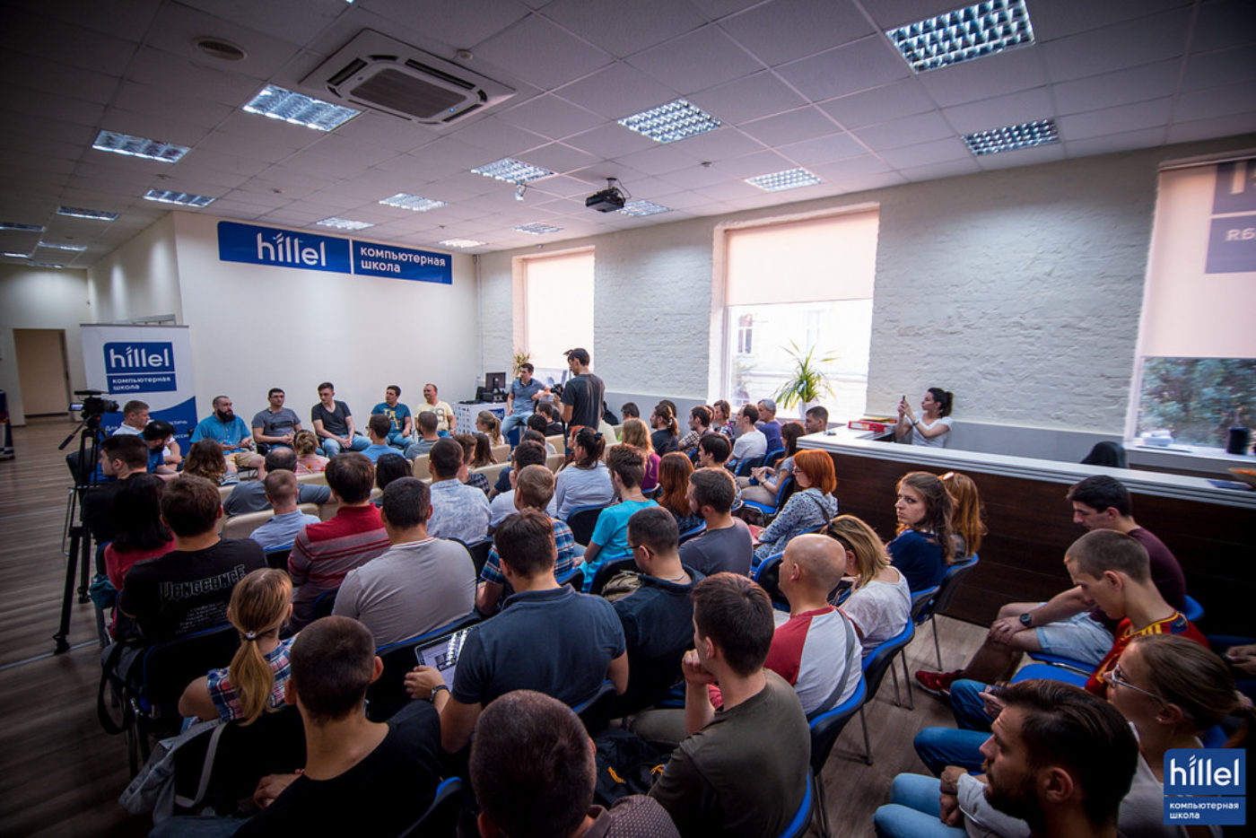 События: Встреча «Моя первая работа в IT. ver 4.0» в Одессе