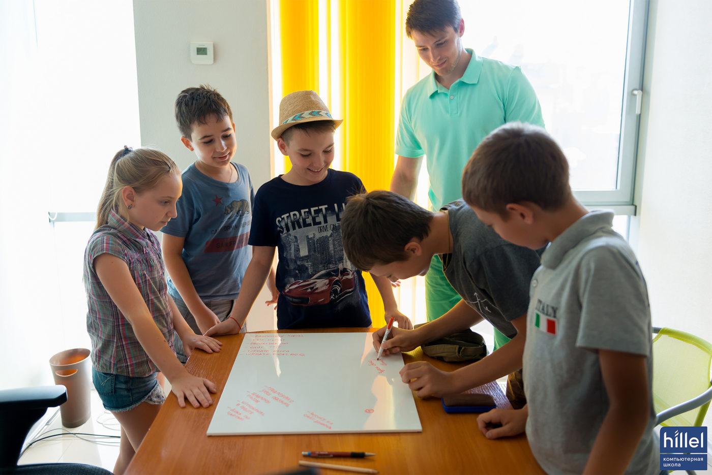 Мероприятия: Мастер-класс для детей «Я — веб разработчик! Создай свою историю и поделись ею с миром» в Киеве