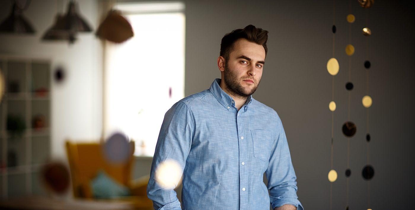 інтерв'ю:Сергій Валюх: «Не вірте дизайнерам, які не вміють малювати»
