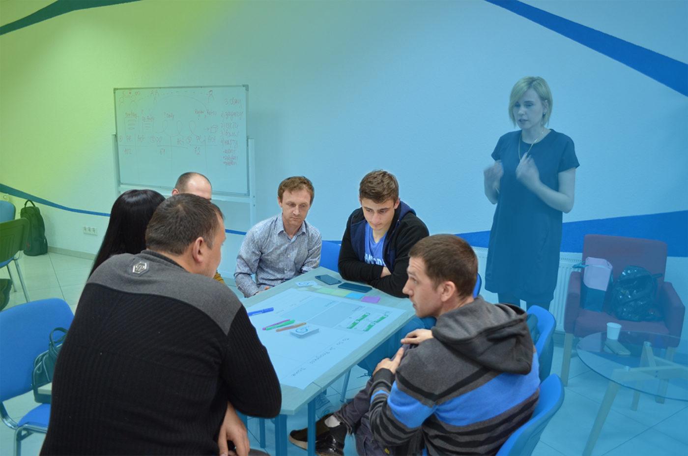 Новости школы: Scrum Card Game в Харькове