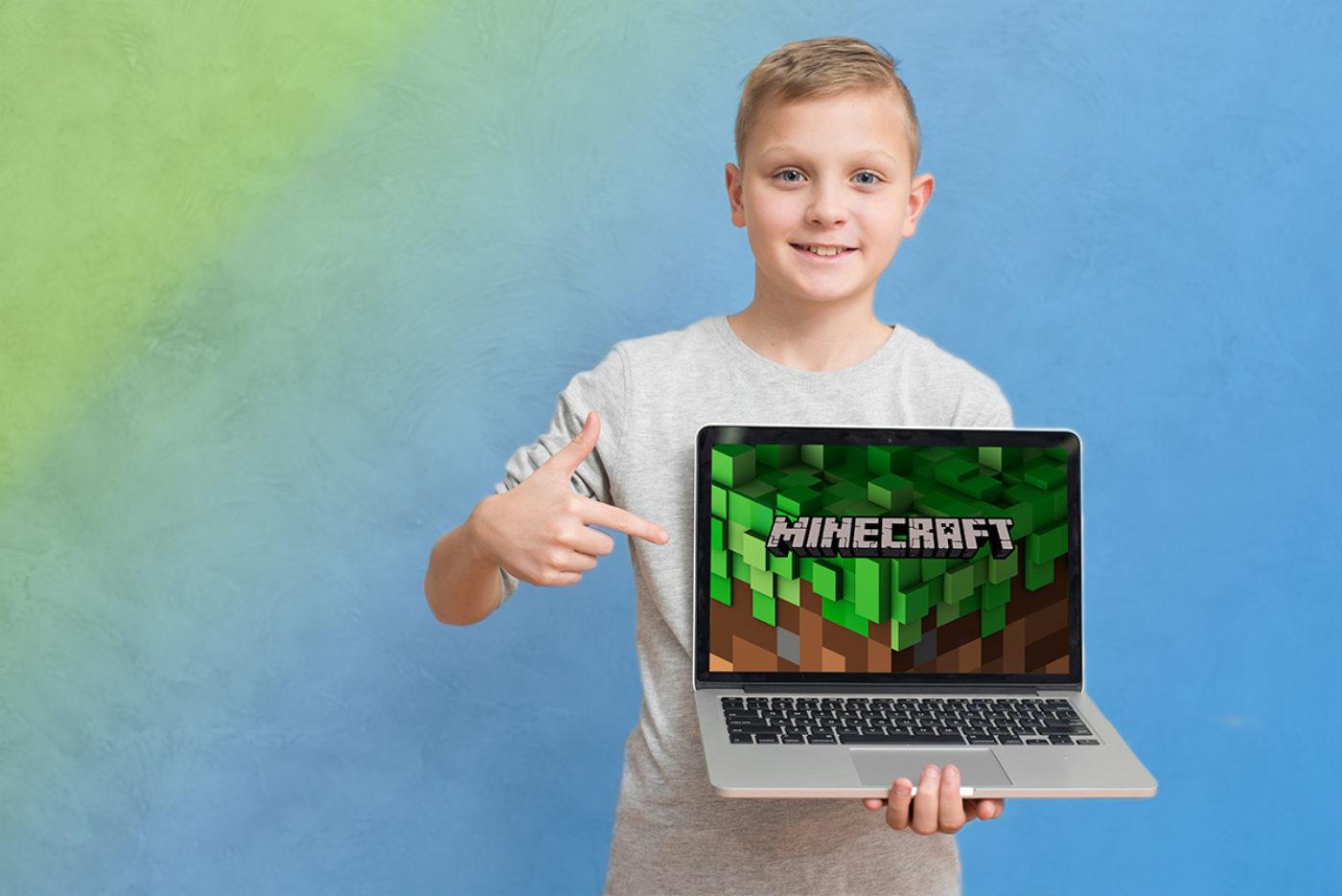 Мероприятия: Открытый урок «Как научить ребёнка программированию с помощью Minecraft?» 24 февраля в Киеве