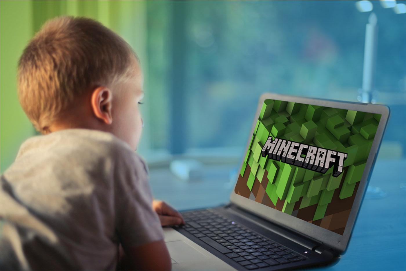 Мероприятия: Открытый урок «Как научить ребёнка программированию с помощью Minecraft?» 20 февраля в Киеве