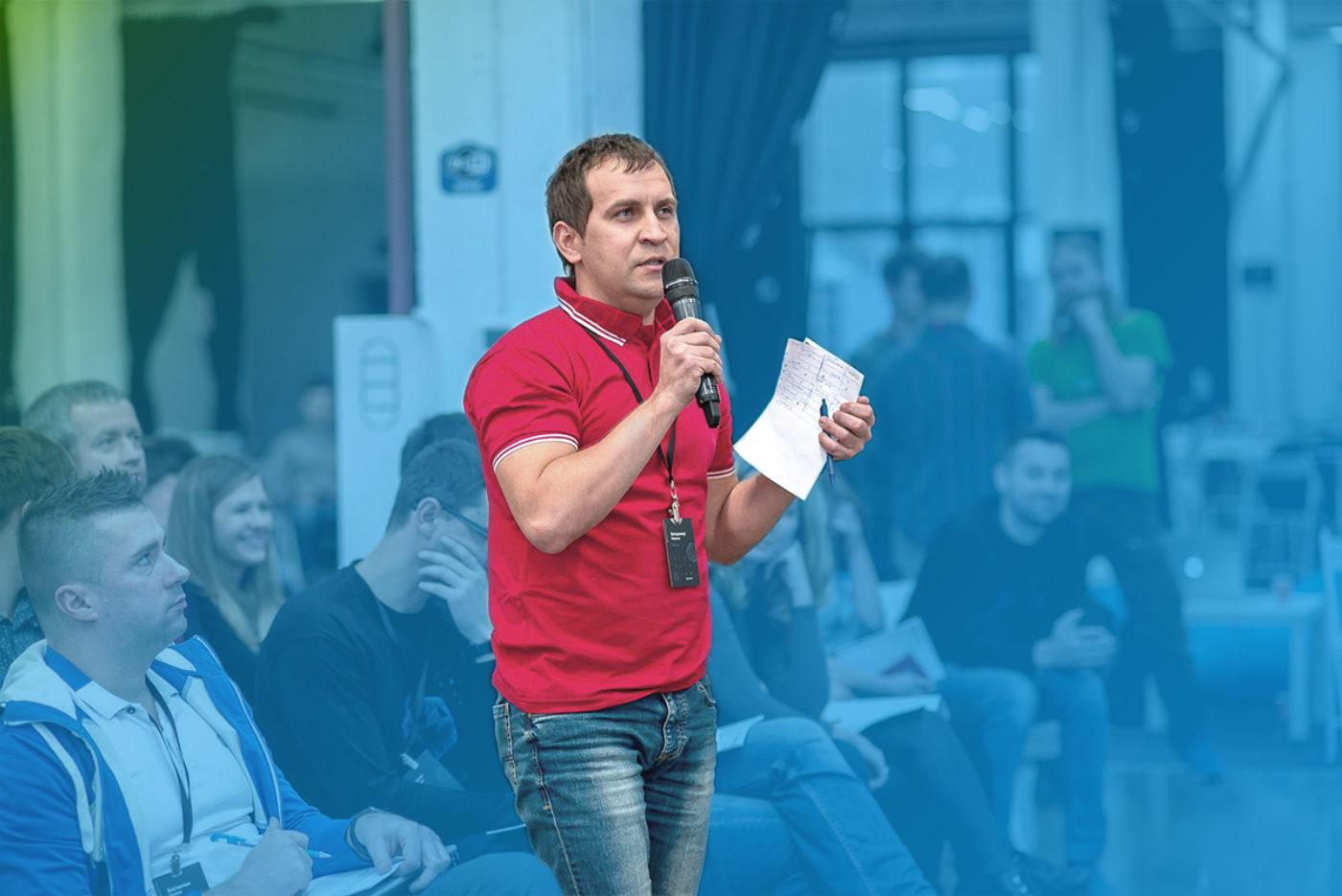 інтерв'ю:Лідер Big Data Team Vodafone Володимир Рибалко: «Ми першими з операторів створили Big Data Lab — майданчик для вивчення великих даних»