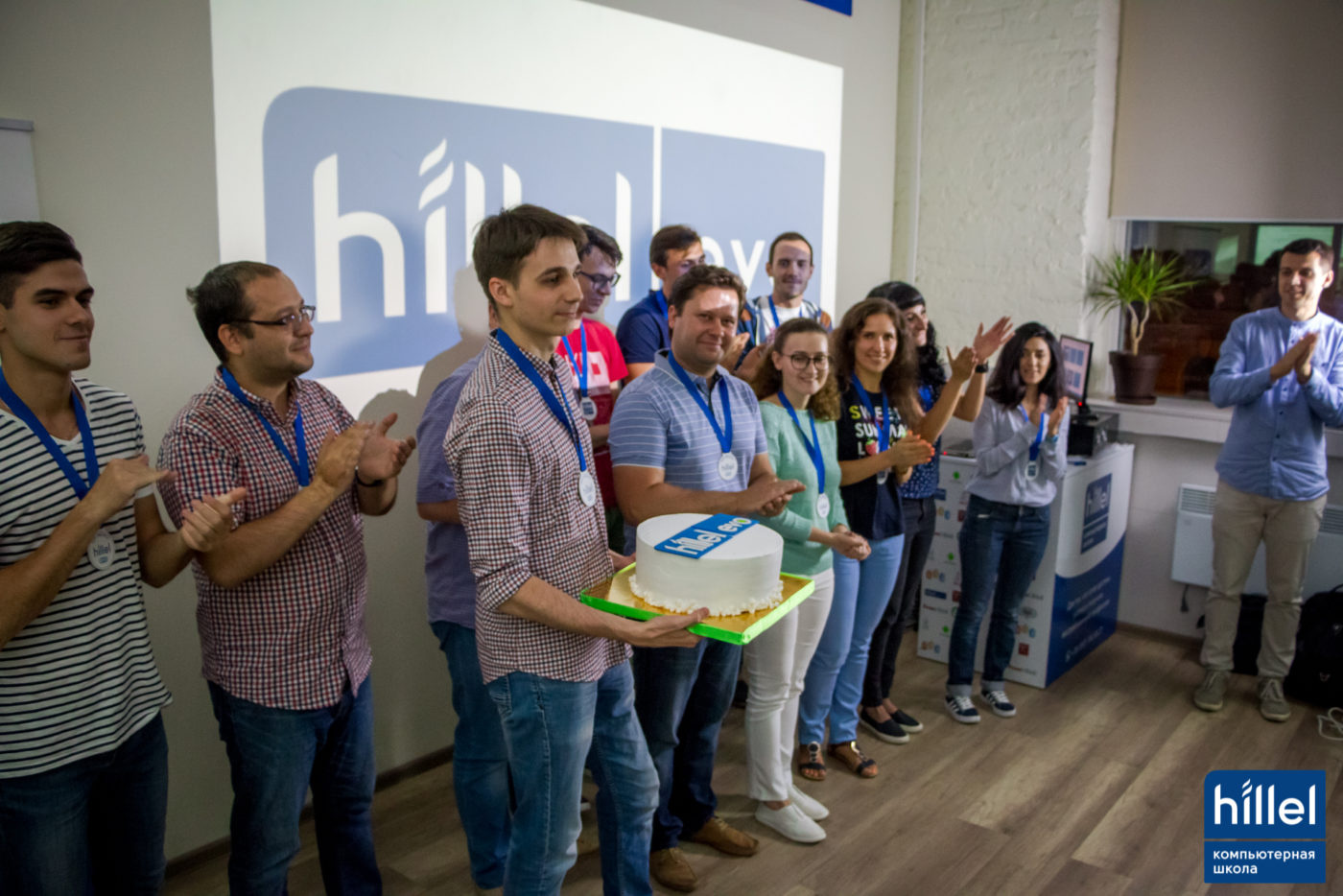 События: Приглашаем на презентацию рабочих прототипов третьего цикла программы Hillel Evo в Одессе