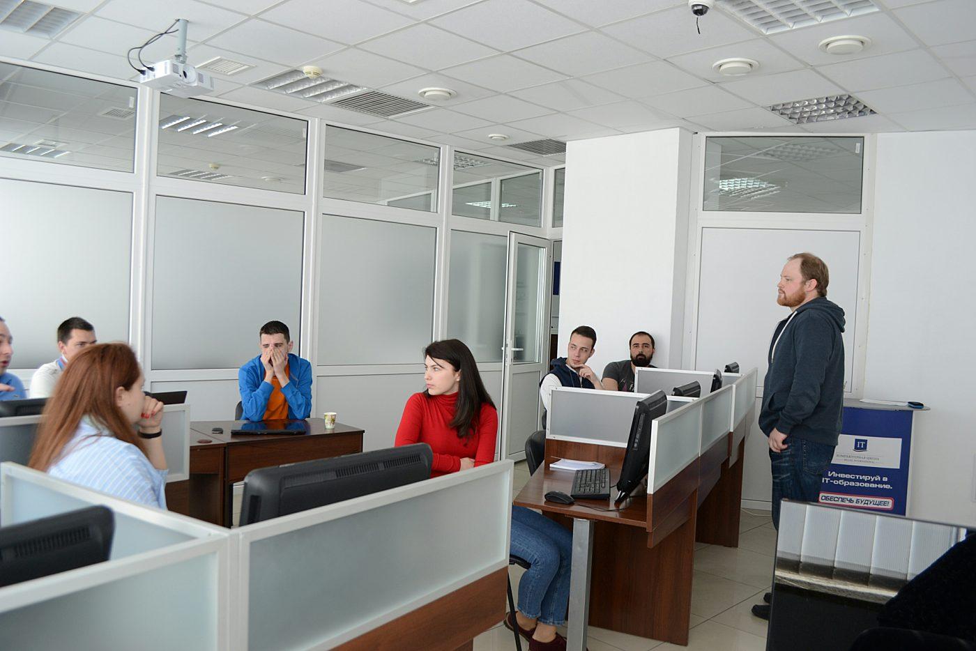 Новости школы: Презентация прототипа программы Hillel Evo в Днепре