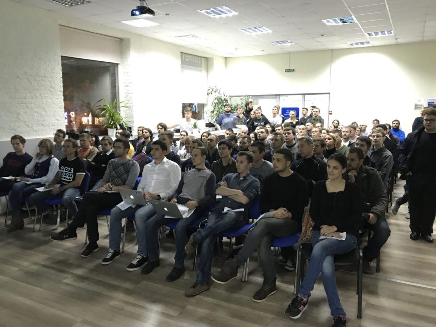 Мероприятия: Питчинг идей третьего цикла программы Hillel Evo в Одессе