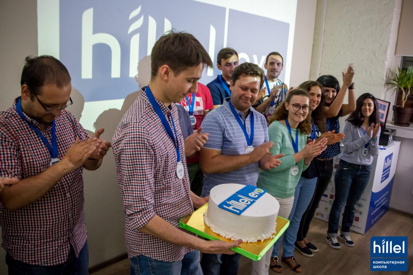 Новости школы: Презентация рабочих прототипов проектов в рамках второго цикла программы Hillel Evo в Одессе