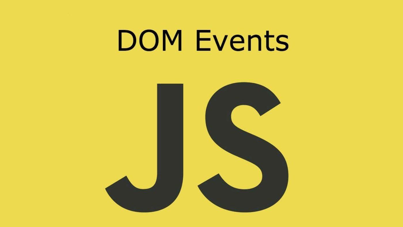 Вебинары: Работа с DOM в Javascript