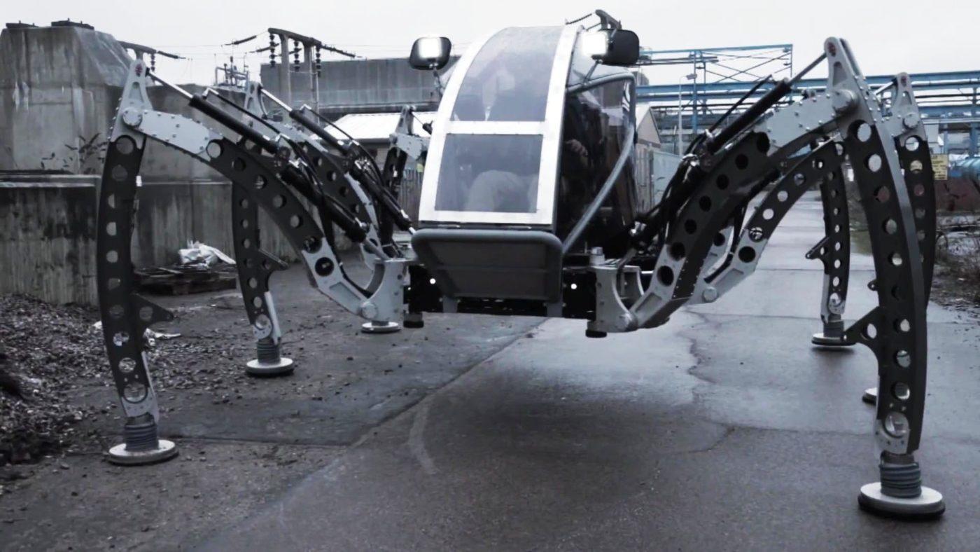 Мероприятия: Мастер-класс для детей «Создание робота Mantis» в Харькове