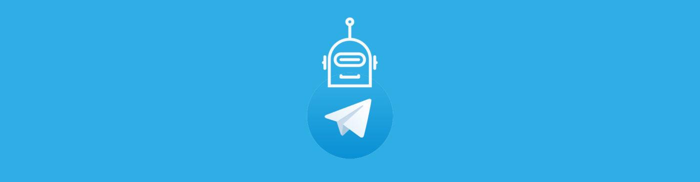 Вебинары: Telegram bot за 10 минут