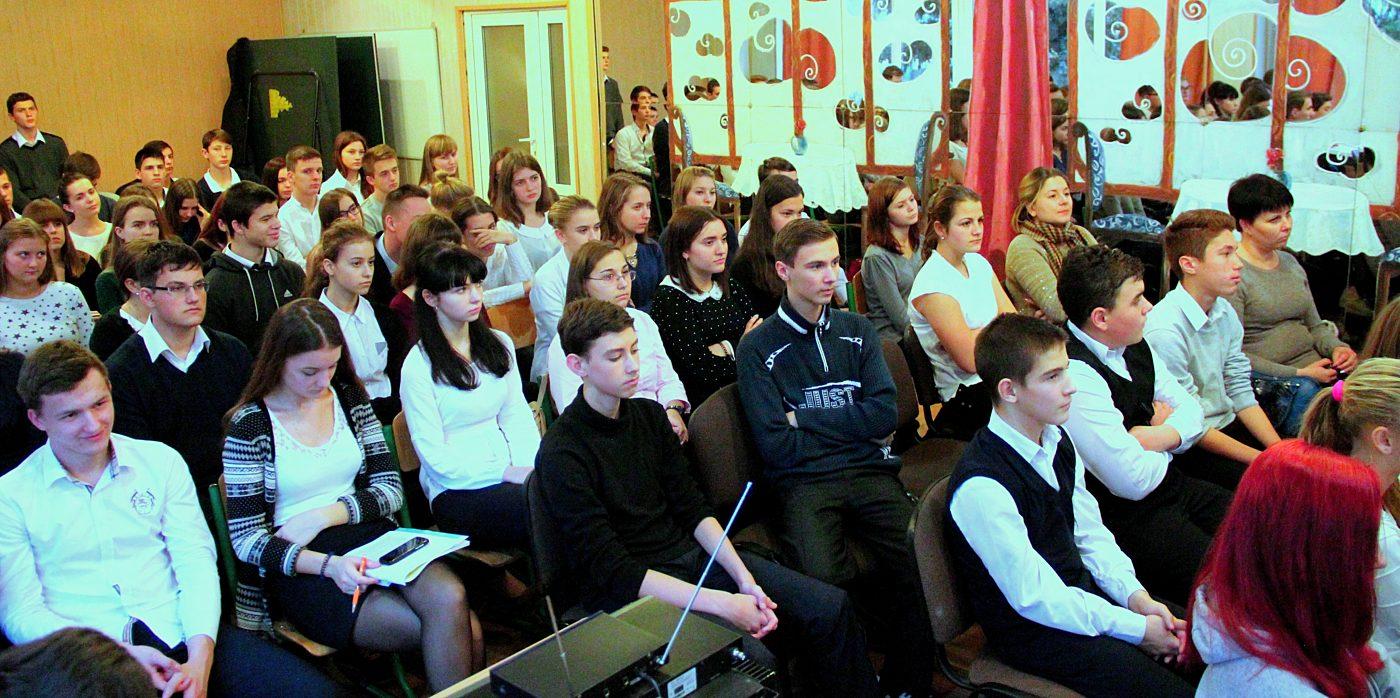 Статьи: Юрий Монастыршин рассказал ученикам г. Южного, как математика помогла ему создать успешный стартап