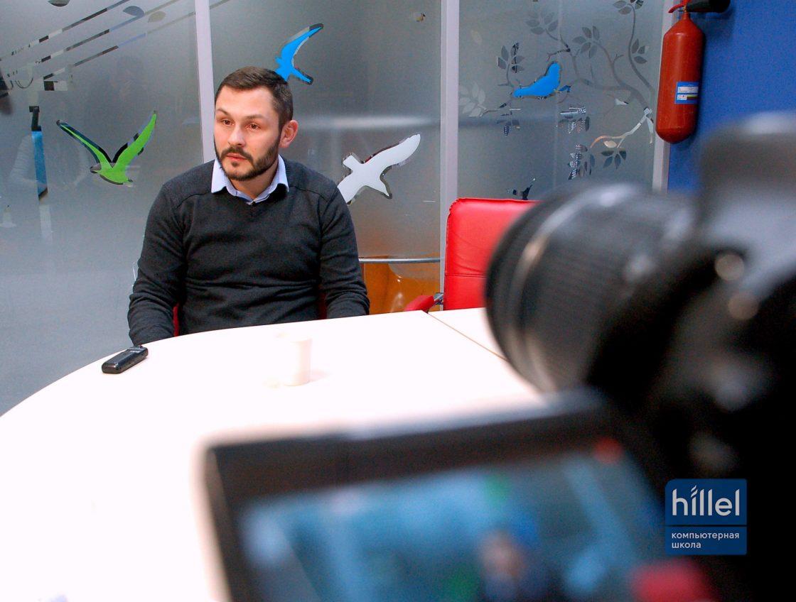 Интервью: Интервью с Олегом Шкуропатом: 4 элемента природы в одесском офисе компании «Ciklum».