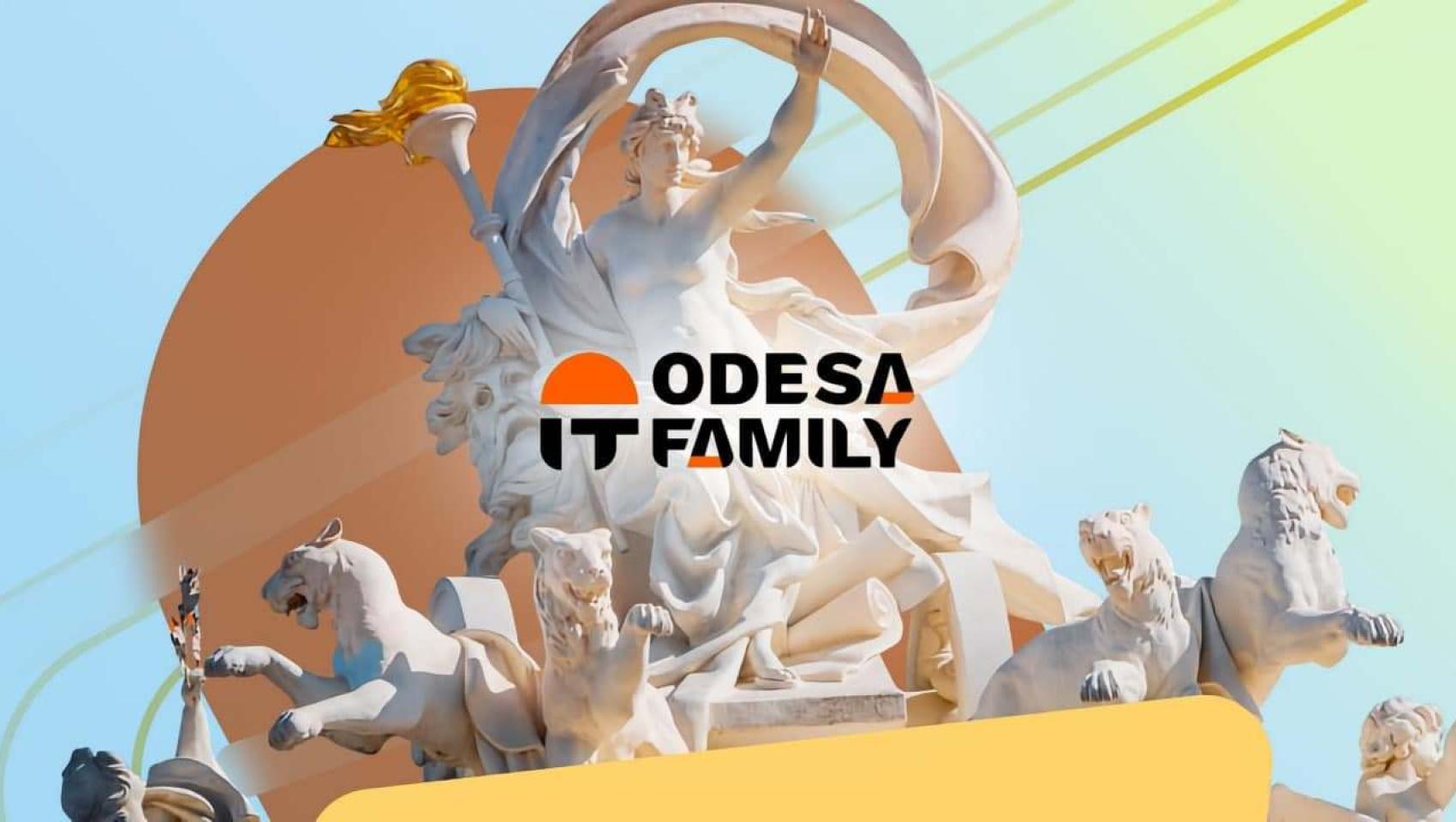 Make IT Odesa great. Одеські айтішники створили громадську організацію Odesa IT Family