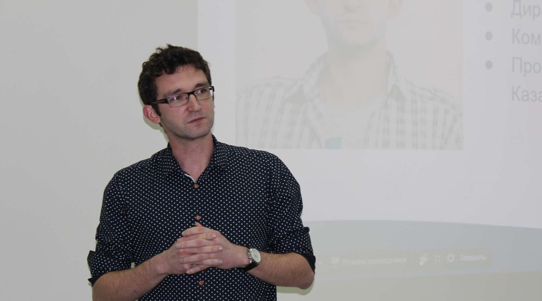 Александр Олейник: «Социальные сети — это эффективность и целенаправленная работа с аудиторией»