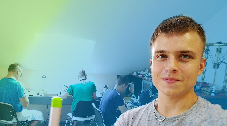 Андрей Коноваленко: «Изменить образование может преподаватель, а CamTouch — доступный инструмент для этого»