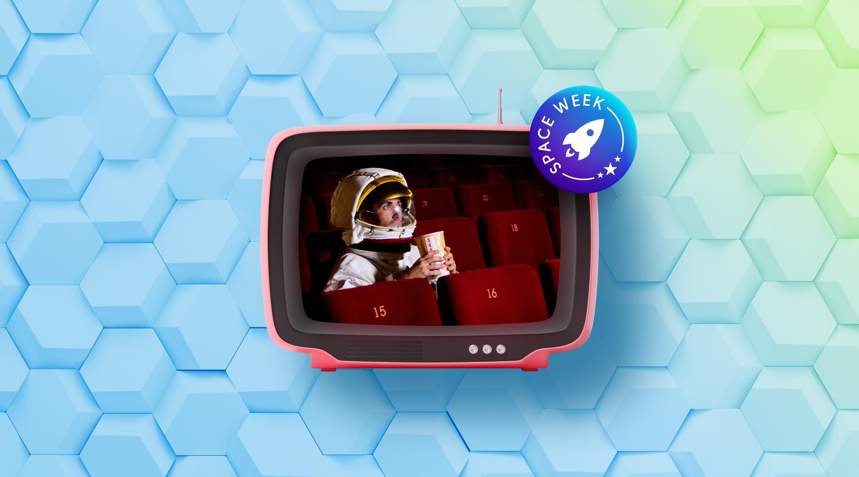 5 фильмов и сериалов о космосе