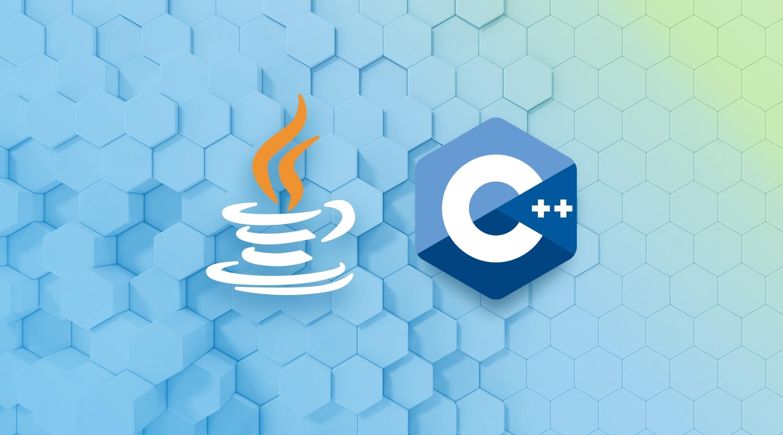 Різниця між мовами програмування C++ і Java