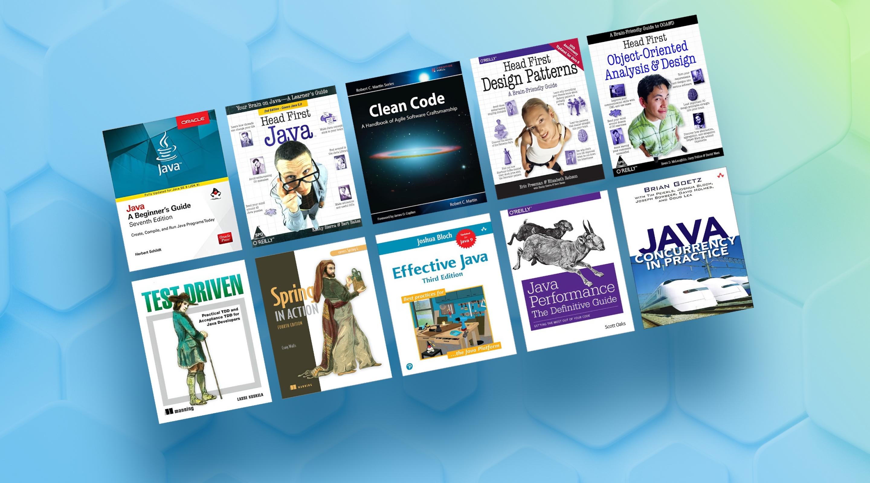 10 лучших книг по Java для программистов
