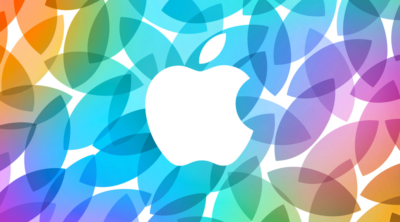 Презентация новинок от Apple на большом экране