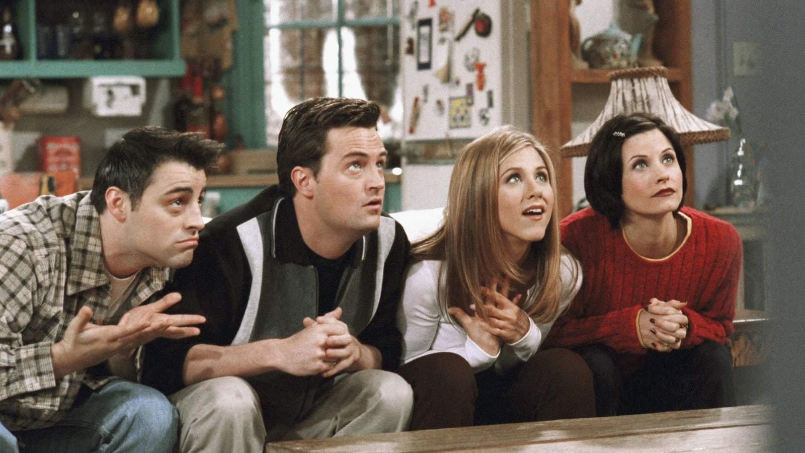 Статьи: Как учить английский по сериалам.