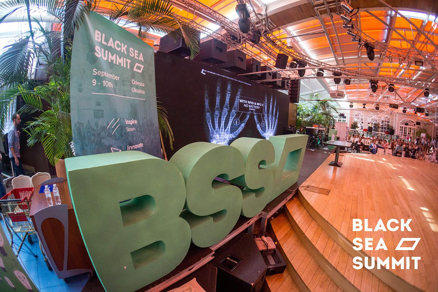 Новости школы: На инновационной ноте. Рекорды конференции Black Sea SummIT 2016