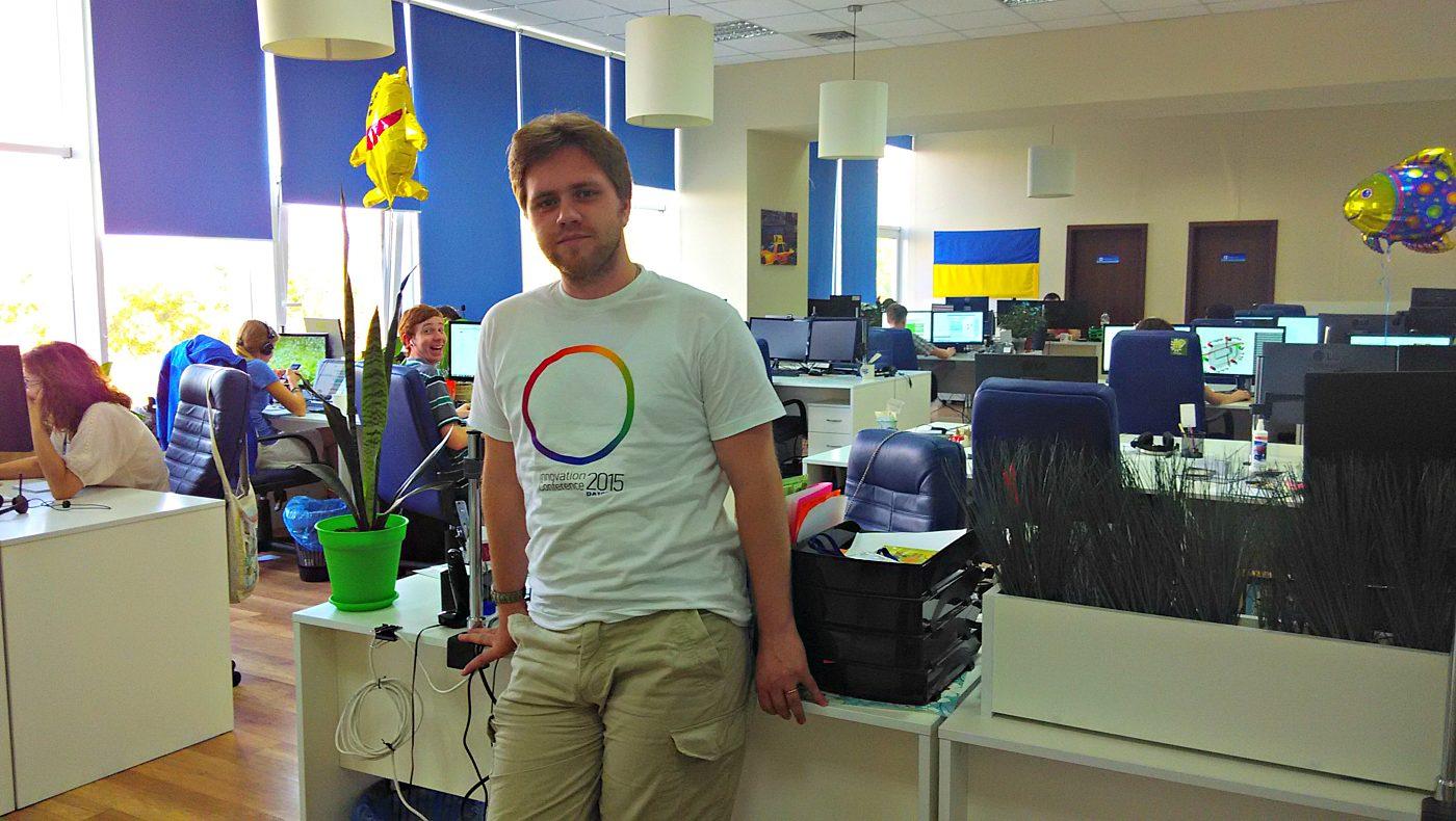 Интервью: Александр Демура: «Я вырос «из народа» и не знаю, каково это — развиваться по другому пути»
