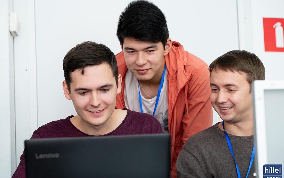 Новини школи: У Комп'ютерній школі Hillel у Дніпрі вперше пройшов хакатон фото 5