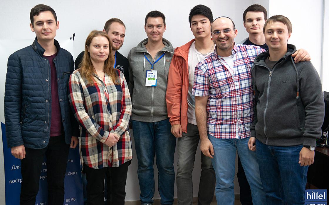 Новини школи: У Комп'ютерній школі Hillel у Дніпрі вперше пройшов хакатон фото 2