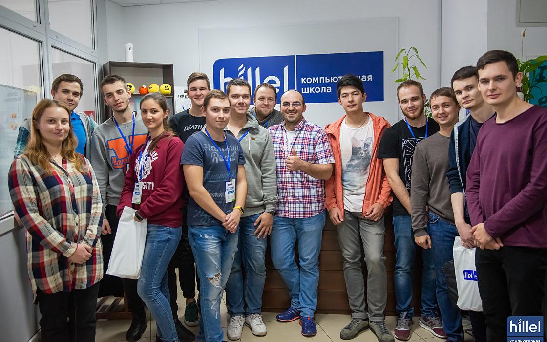 Новини школи: У Комп'ютерній школі Hillel у Дніпрі вперше пройшов хакатон фото 8