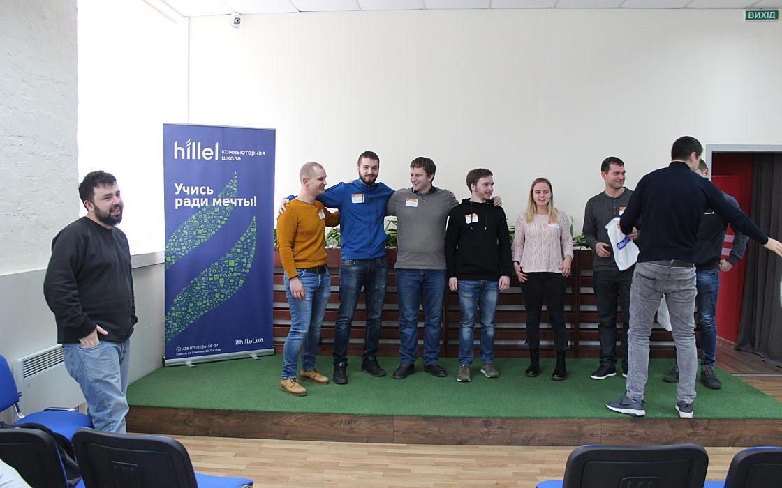 Новини школи: HackathonHillel вперше пройшов в Одесі фото 6