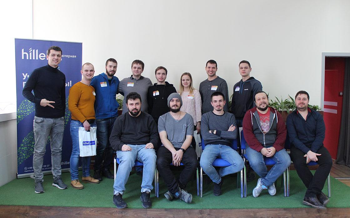Новини школи: HackathonHillel вперше пройшов в Одесі фото 5