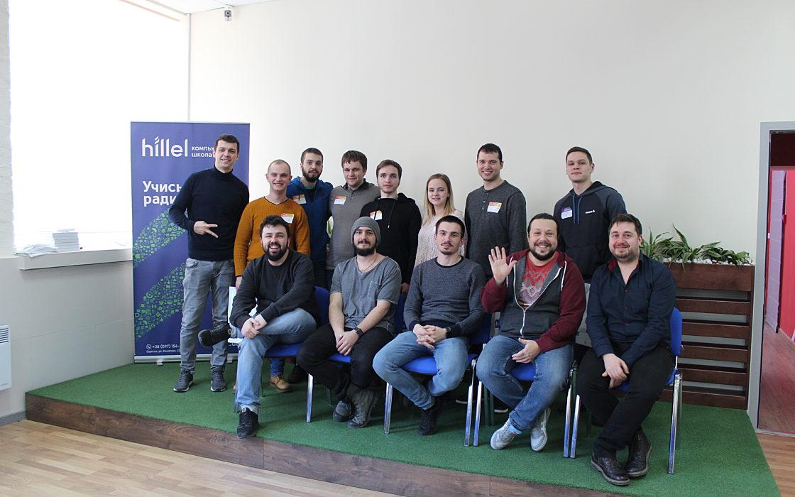 Новини школи: HackathonHillel вперше пройшов в Одесі фото 4
