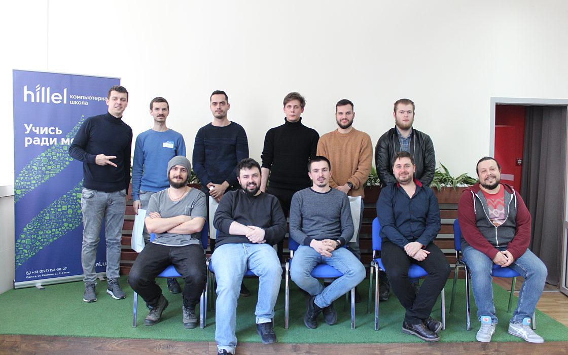 Новини школи: HackathonHillel вперше пройшов в Одесі фото 2