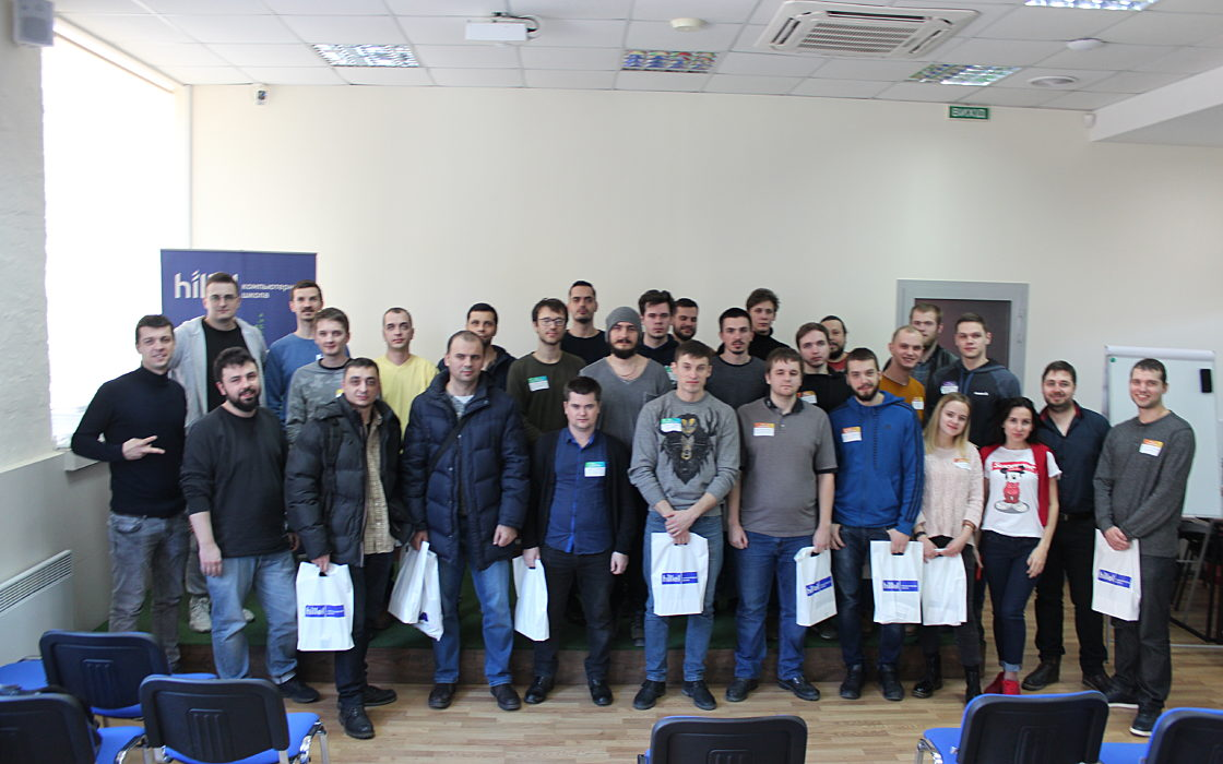 Новини школи: HackathonHillel вперше пройшов в Одесі фото 1