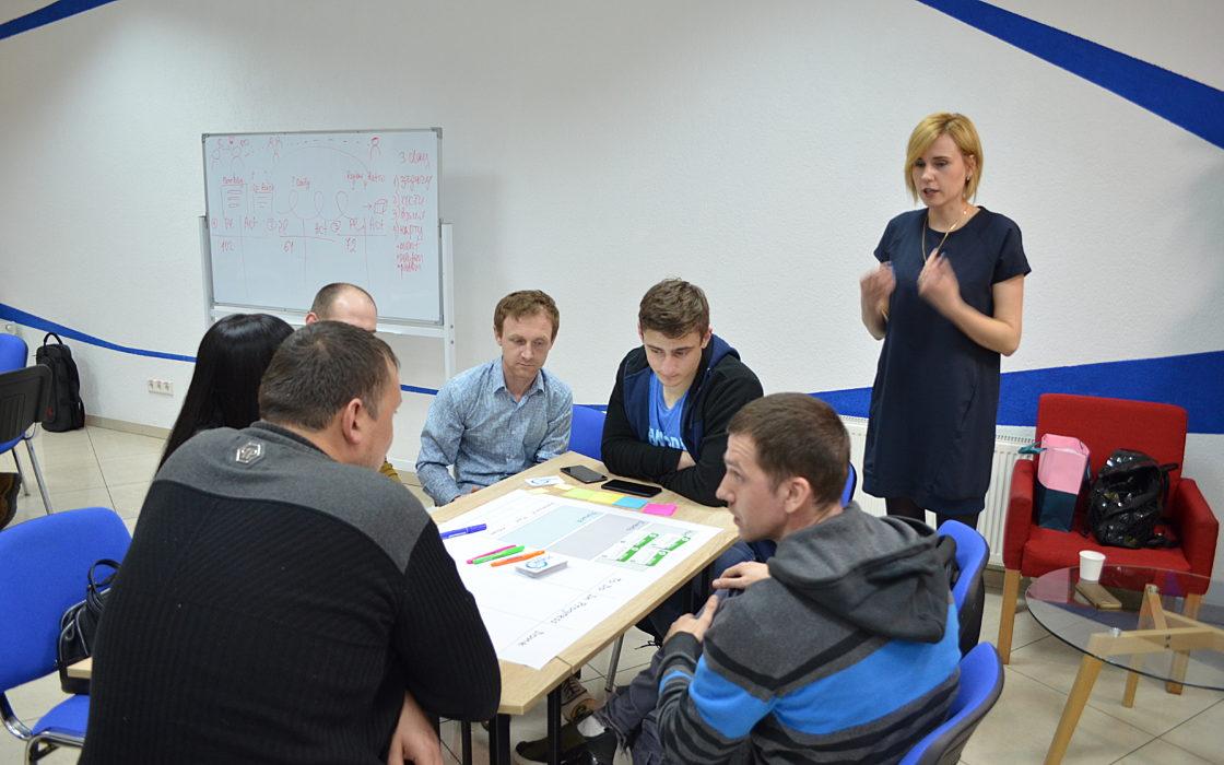 Новости школы: Scrum Card Game в Харькове фото 5