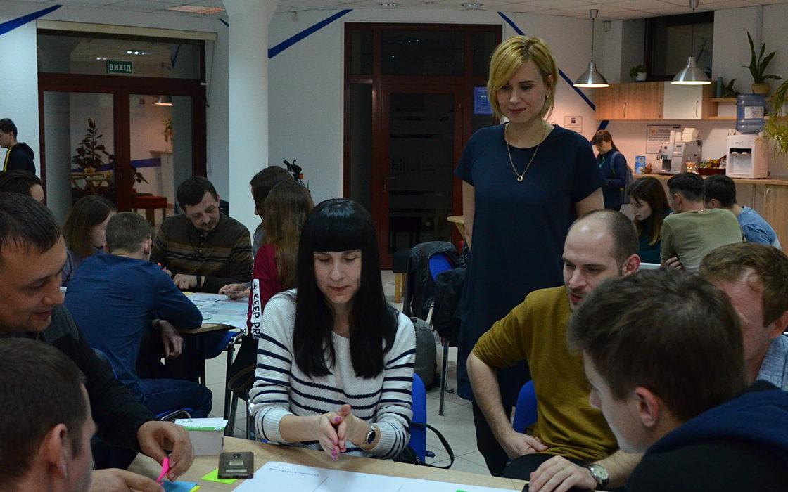 Новости школы: Scrum Card Game в Харькове фото 2