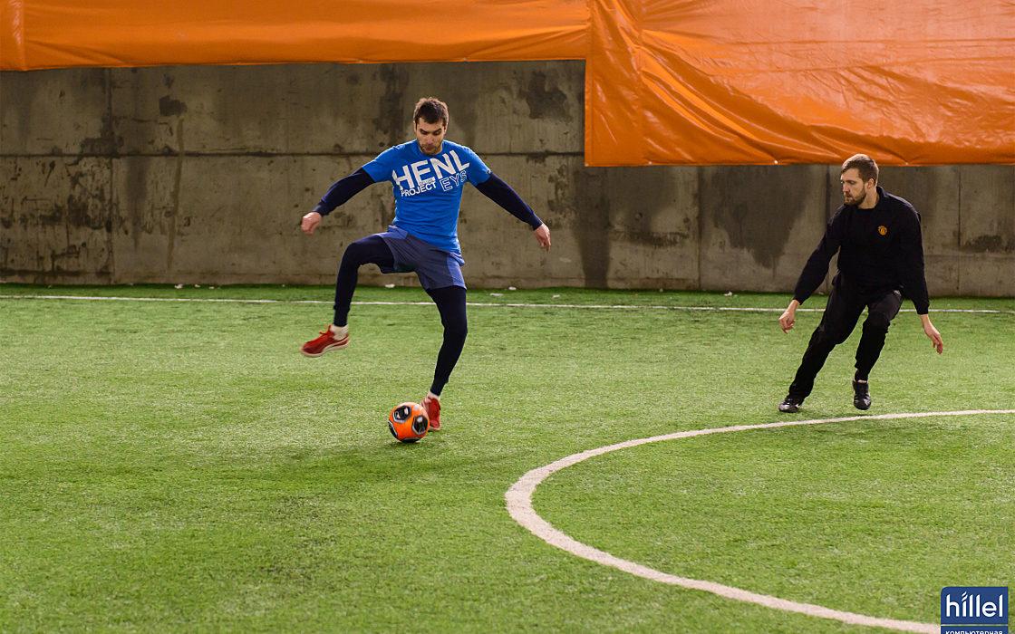 Новости школы: Спортивная суббота. Товарищеский футбольный матч в Днепре.  фото 2